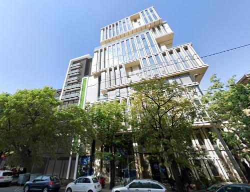 Residential Building – Aleksander Stamboliiski boulevard #88
