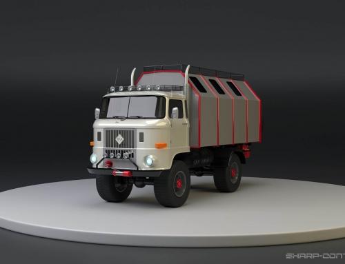 IFA W50L Field Truck