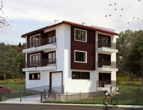 Residential Building – Asenovgrad